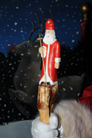 Santa Walking Stick